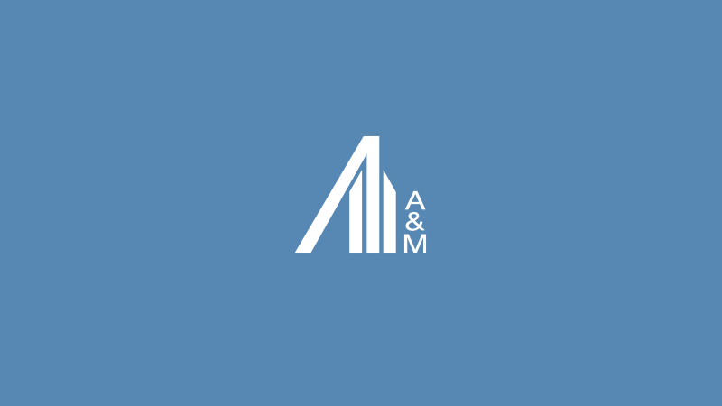 A&M Logo - Case Study Postworks