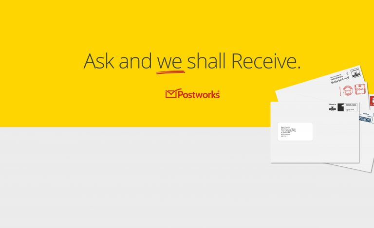 Postworks introduces a completely paperless solution for office post.