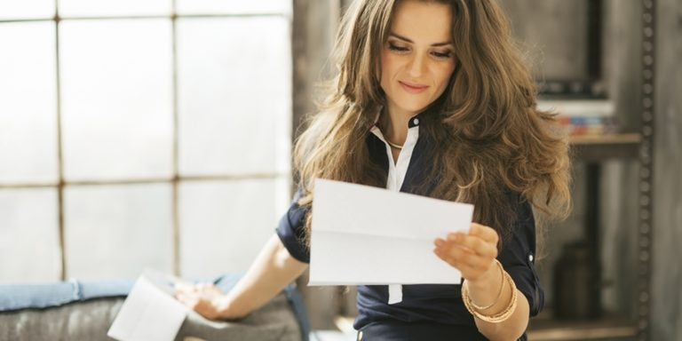 How to write a sales letter that someone will read
